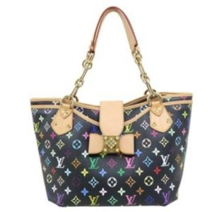 Louis Vuitton color shoulder bag